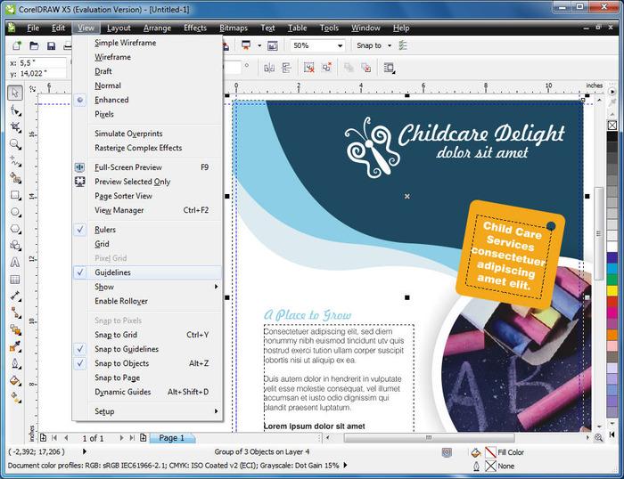 программа coreldraw скачать бесплатно на русском для windows 7